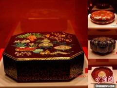 故宫博物院藏乾隆朝漆器精品集中亮相嘉德艺术中心