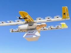 谷歌旗下无人机送货业务累计交付突破 10 万个包