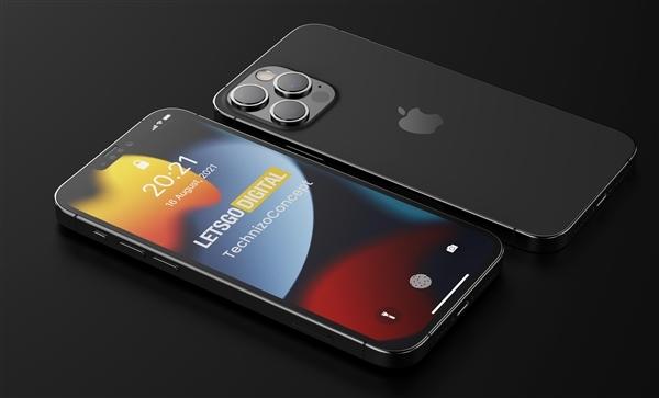 iPhone 13系列手机价格曝光:5499起步 1TB皇帝版1.4万元
