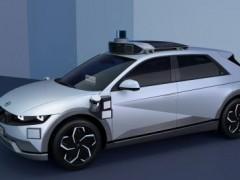 韩国现代电动机器人出租车有望 2023 年在美上路
