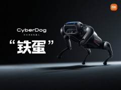 """小米""""铁蛋""""四足机器人全国巡店即将开启,部分小米之家可体验"""
