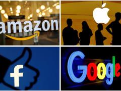 苹果、谷歌等五巨头十年并购 616 家小型公司,面临反垄断审查