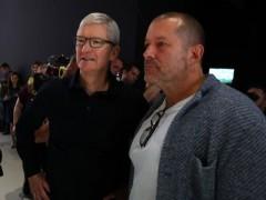 原苹果首席设计师 Jony Ive 与法拉利合作,或与电动车相关