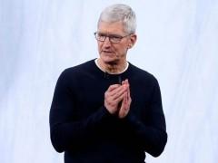苹果 CEO 库克获得 25.5 万股苹果股票奖励, 价值 3651 万美元