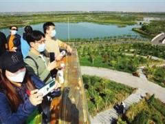 走进生态屏障 讲好天津故事——市社科理论界和文学艺术界赴绿色生态屏障采风调研